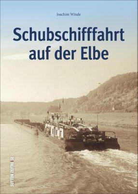 Schubschifffahrt auf der Elbe, Joachim Winde