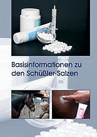 Schüßler-Salze für Pferd und Reiter - Produktdetailbild 1