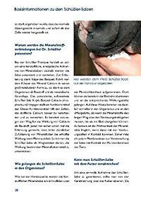 Schüßler-Salze für Pferd und Reiter - Produktdetailbild 3
