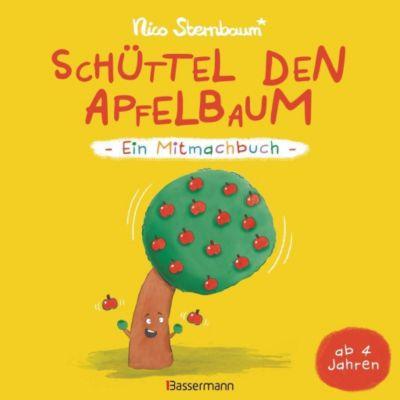 Schüttel den Apfelbaum - Ein Mitmachbuch - Nico Sternbaum |