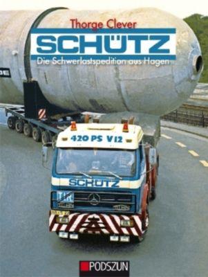 Schütz - Die Schwerlastspedition aus Hagen - Thorge Clever  