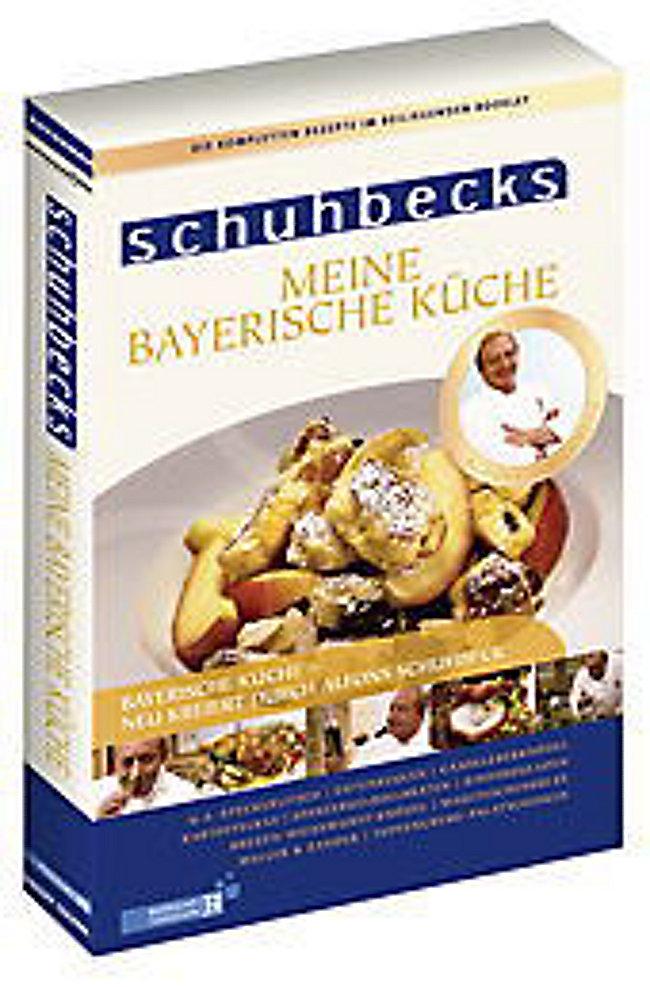 Schuhbecks - Meine Bayrische Küche I DVD   Weltbild.de
