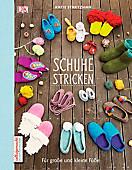 Schuhe stricken, Katie Startzman