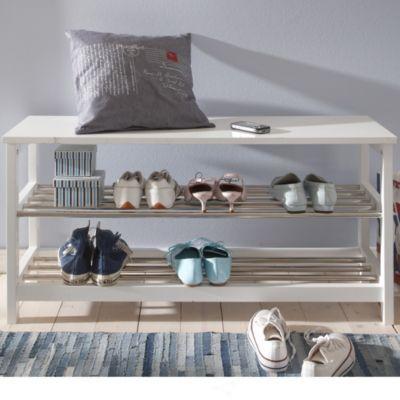 schuhregal jonny wei jetzt bei bestellen. Black Bedroom Furniture Sets. Home Design Ideas