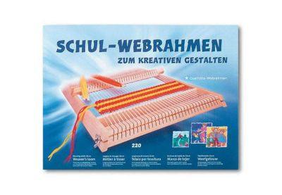 Schul-Webrahmen, 20 cm