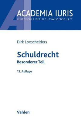 Schuldrecht, Dirk Looschelders
