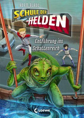 Schule der Helden - Entführung ins Schattenreich, Adam Blade