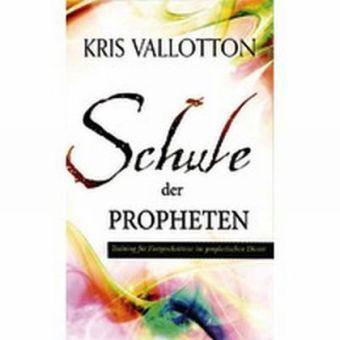 Schule der Propheten, Kris Vallotton