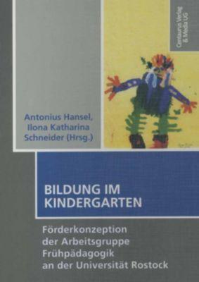 Schulpädagogik: Bildung im Kindergarten