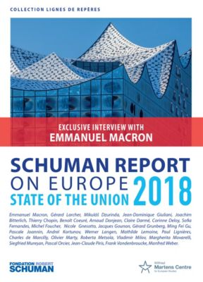 Schuman report on Europe, Michel Foucher, Thierry Chopin