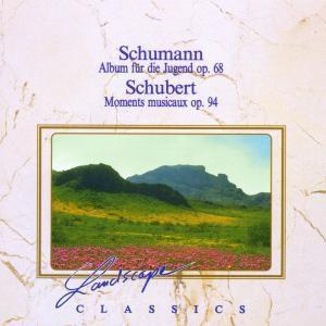 Schumann: Album für die Jugend op. 68 / Schubert: Moments musicaux D 780 (Auszüge), Diverse Interpreten