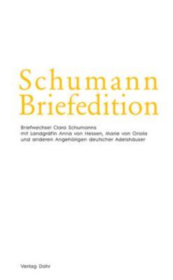 Schumann-Briefedition, Serie 2: Freundes- und Künstlerbriefwechsel: Bd.12 Schumann-Briefedition II.12