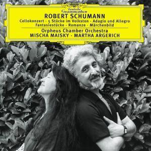 Schumann: Cello Concerto, Chamber Music, Mischa Maisky, Martha Argerich, Oco