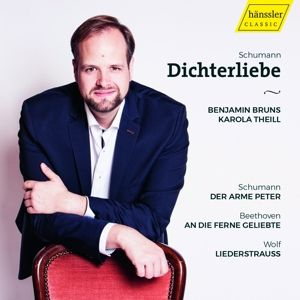 Schumann: Dichterliebe, Benjamin Bruns, Karola Theill