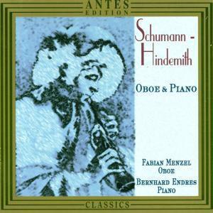 Schumann/hindemith Oboe+kla, Fabian Menzel, Bernhard Endres