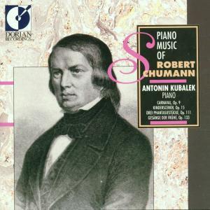 Schumann Klavierwerke, Antonin Kubalek