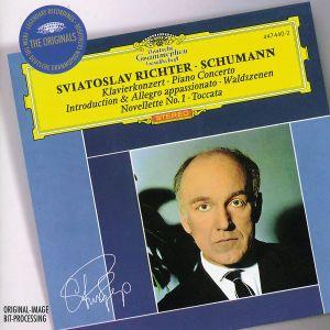 Schumann: Piano Concerto, Introduction & Allegro appassionato, Waldszenen, Richter, Rowicki, Wislocki, Npw