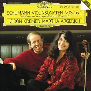 Schumann: Violin Sonatas Nos.1 & 2, Gidon Kremer, Martha Argerich