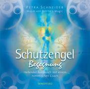 Schutzengel-Begegnung, 1 Audio-CD, Petra Schneider