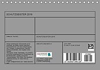 SCHUTZGEISTER 2019 (Tischkalender 2019 DIN A5 quer) - Produktdetailbild 13