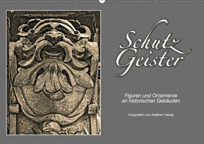 SCHUTZGEISTER 2019 (Wandkalender 2019 DIN A2 quer), Adalbert Helwig