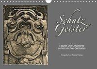 SCHUTZGEISTER 2019 (Wandkalender 2019 DIN A4 quer), Adalbert Helwig