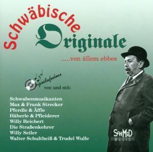 Schwäbische Originale, Diverse Interpreten