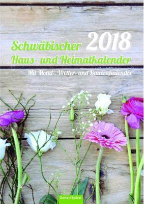 Schwäbischer Haus-und Heimatkalender 2018