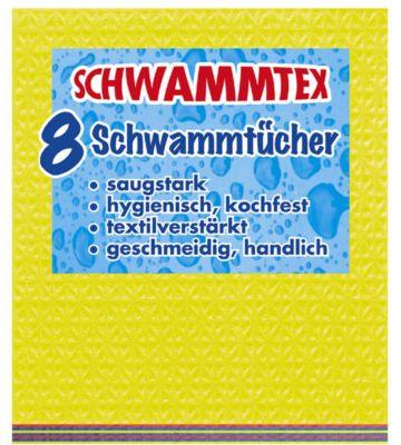Schwammtücher (8 Stück)
