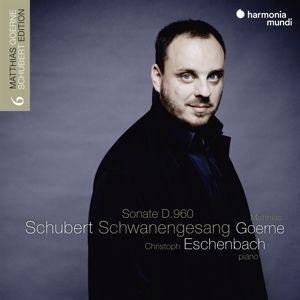 Schwanengesang, Matthias Goerne, Christoph Eschenbach