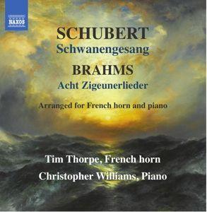 Schwanengesang (Arrangiert Für Horn Und Klavier), Tim Thorpe, Christopher Williams
