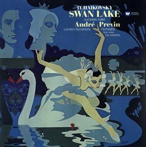 Schwanensee (3 LPs) (Vinyl), andre Previn, Lso