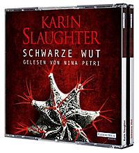 Schwarze Wut, 6 Audio-CDs - Produktdetailbild 1