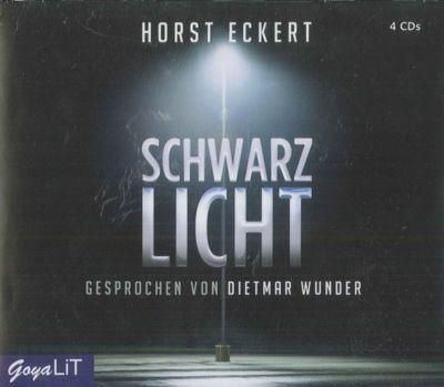 Schwarzlicht, 4 Audio-CDs, Horst Eckert