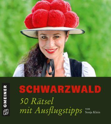 Schwarzwald - 50 Rätsel mit Ausflugstipps (Spiel) - Sonja Klein |