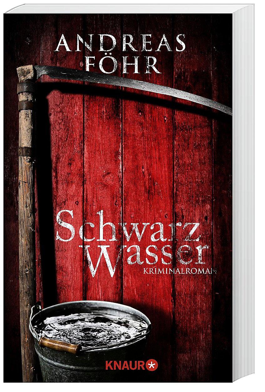 Schwarzwasser Buch Von Andreas Föhr Portofrei Weltbild
