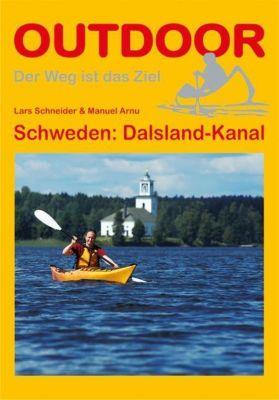 Schweden: Dalsland-Kanal, Lars Schneider, Manuel Arnu