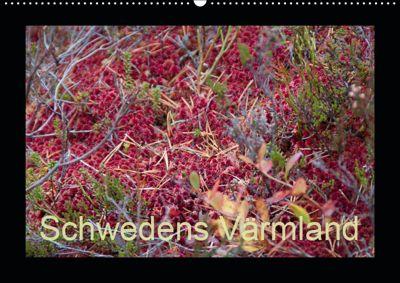 Schwedens Värmland (Wandkalender 2019 DIN A2 quer), Heyden Volkmann