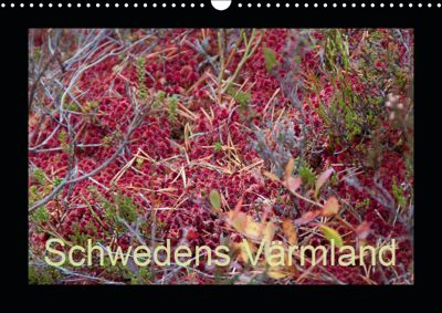 Schwedens Värmland (Wandkalender 2019 DIN A3 quer), Heyden Volkmann