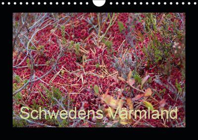 Schwedens Värmland (Wandkalender 2019 DIN A4 quer), Heyden Volkmann