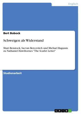 Schweigen als Widerstand, Bert Bobock