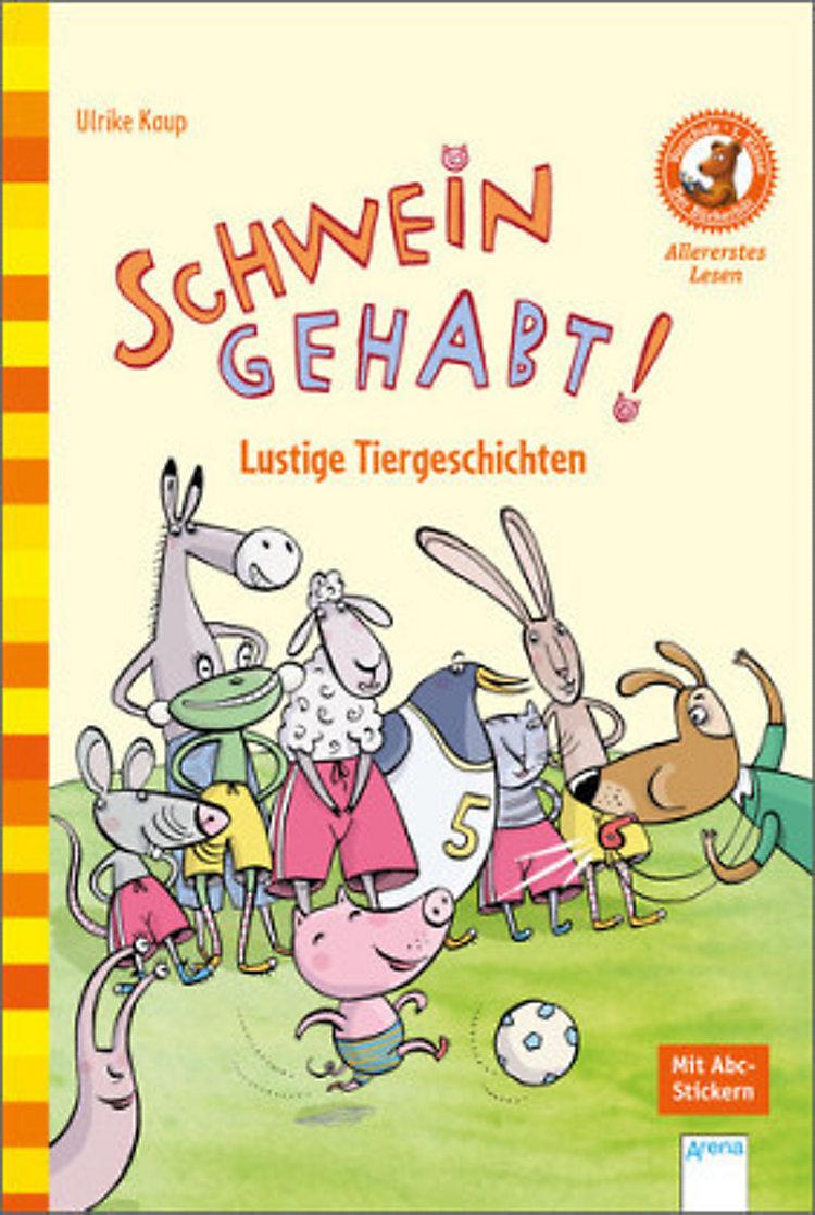 Schwein Gehabt Lustige Tiergeschichten Buch Weltbildde