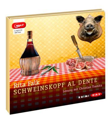 Schweinskopf al dente, 1 Mp3-CD, Rita Falk