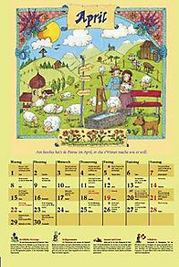 Schweizer Bauernkalender 2019 sowie Ganzjahreswandplaner - Produktdetailbild 1