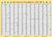 Schweizer Bauernkalender 2019 sowie Ganzjahreswandplaner - Produktdetailbild 3