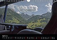 Schweizer Eisenbahn (Wandkalender 2019 DIN A4 quer) - Produktdetailbild 4