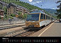Schweizer Eisenbahn (Wandkalender 2019 DIN A4 quer) - Produktdetailbild 3