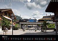 Schweizer Eisenbahn (Wandkalender 2019 DIN A4 quer) - Produktdetailbild 5