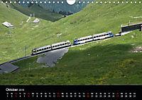 Schweizer Eisenbahn (Wandkalender 2019 DIN A4 quer) - Produktdetailbild 10