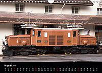 Schweizer Eisenbahn (Wandkalender 2019 DIN A4 quer) - Produktdetailbild 8